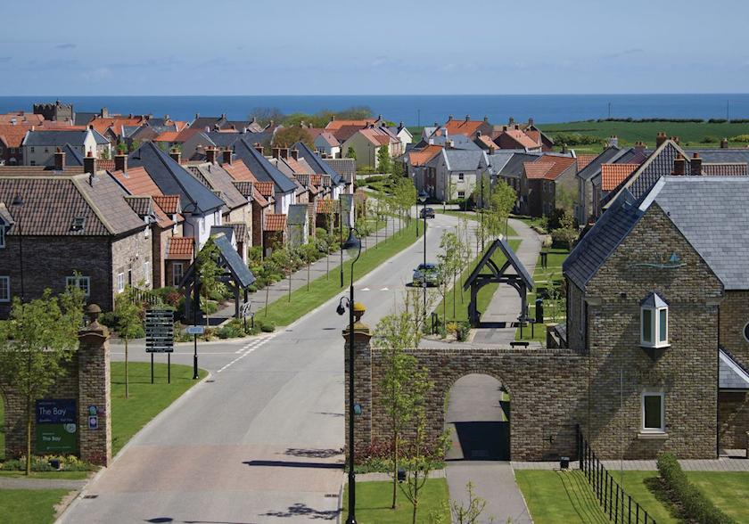 The Bay in Filey