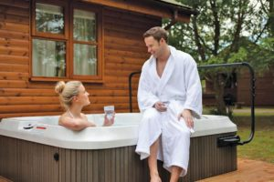 Lodges with Hot Tubs New Year