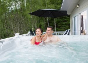 Tummel Valley Lodges with Hot Tubs