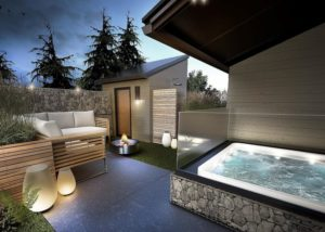 Ullswater Heights Lodge with Hot Tub