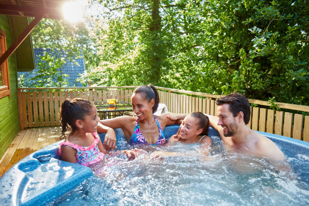 Lodges With Hot Tubs For Families Lodges With Hot Tubs