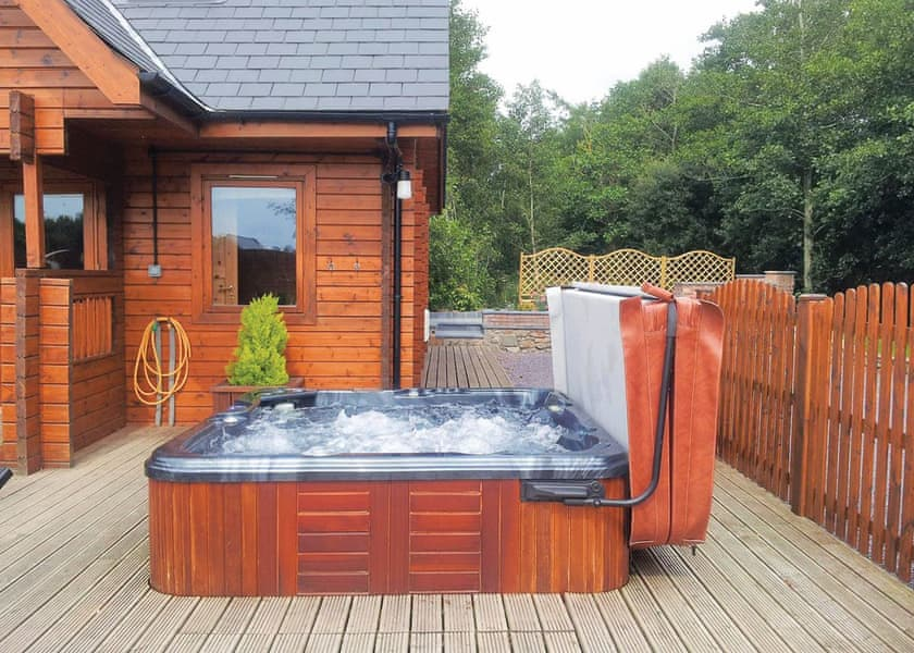 Hot Tub Holidays in Anglesey