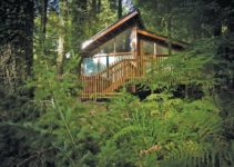 Forest of Dean Lodges Gloucestershire