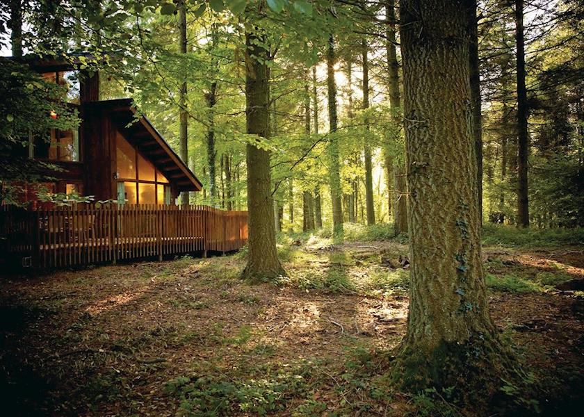 Lodges with Hot Tubs in Gloucestershire