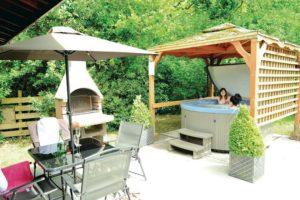Heronstone Lodges Hot Tub Breaks