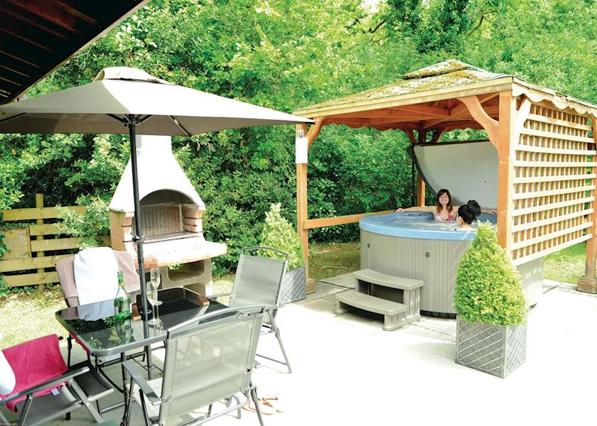 Heronstone Lodges Hot Tub Breaks
