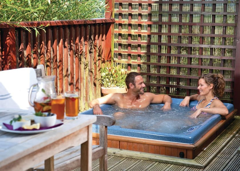 Northumberland Lodges with Hot Tubs