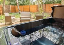 Lodges with Hot Tubs Nottinghamshire