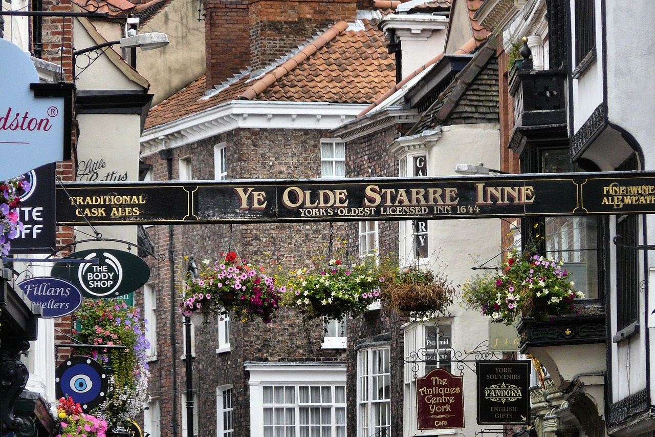 Discover charming York on a Hot Tub Holiday