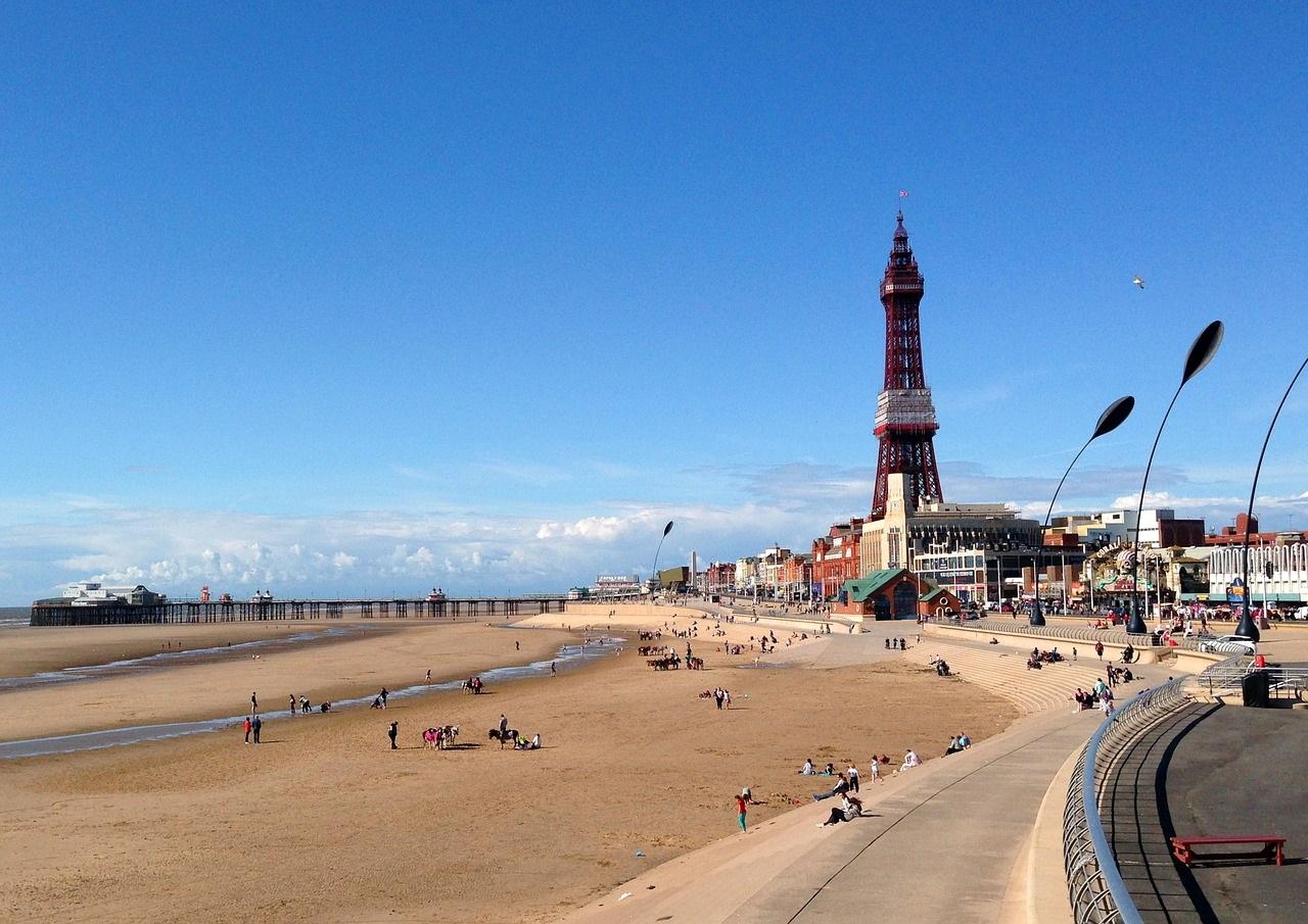 Vibrant Blackpool