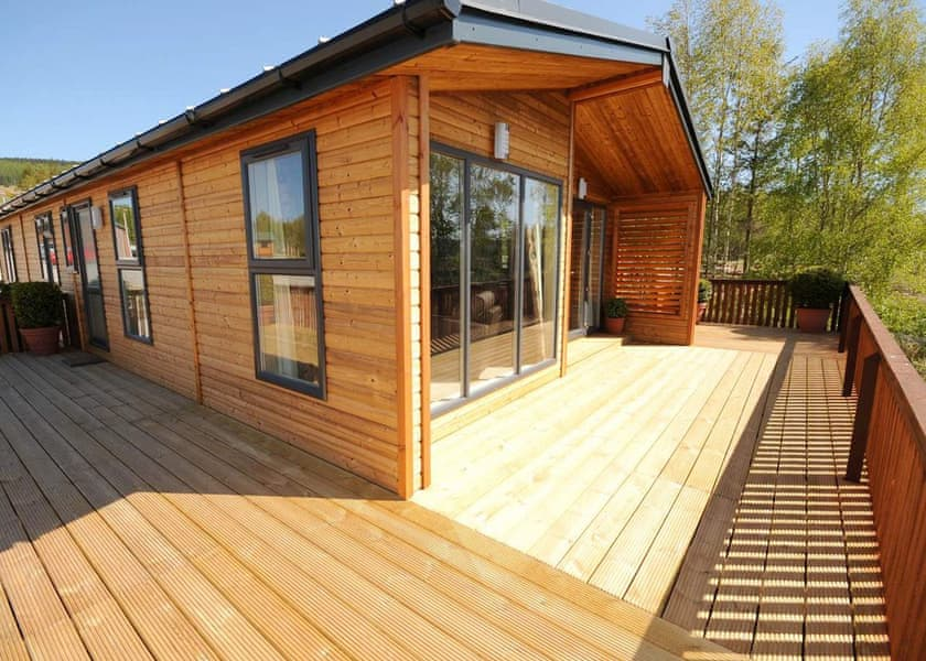 Castlewood Lodges with Hot Tubs