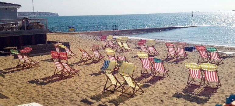 Glorious Isle of Wight Beaches