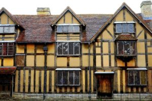 Shakespeare House in Stratford