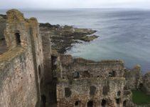 Castle in North Berwick