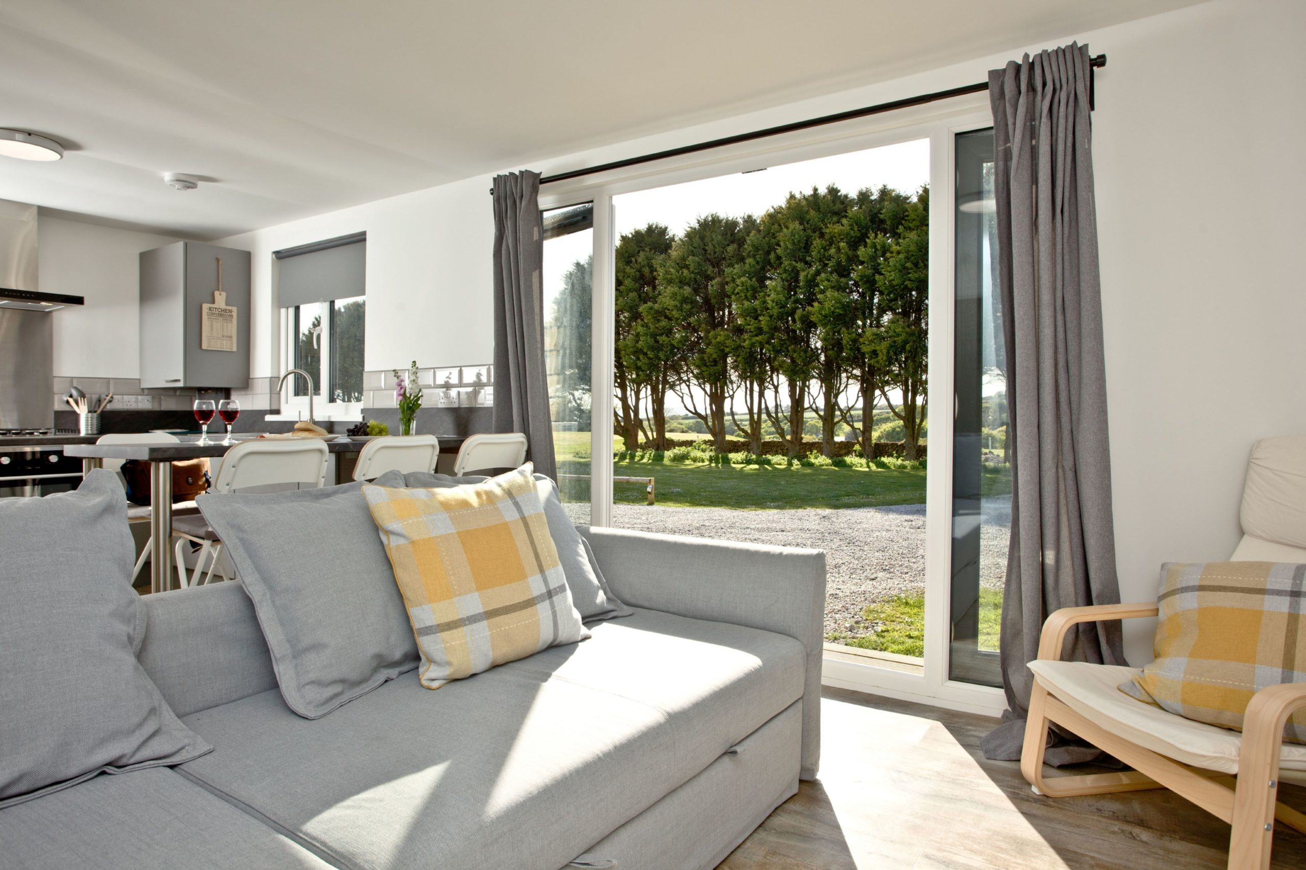 Stylish retreats for couples and families