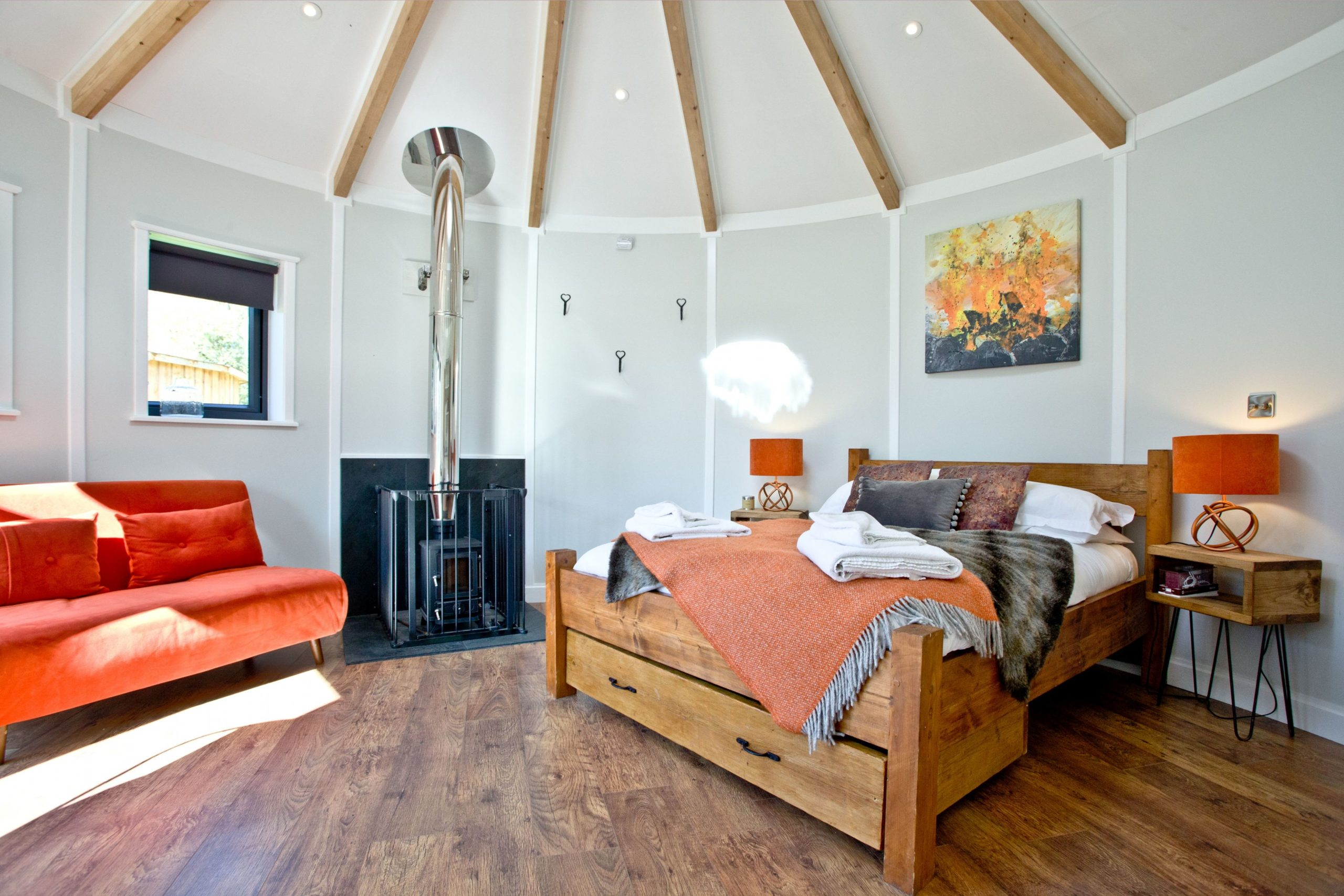 Ember Room Roundhouse in Bude