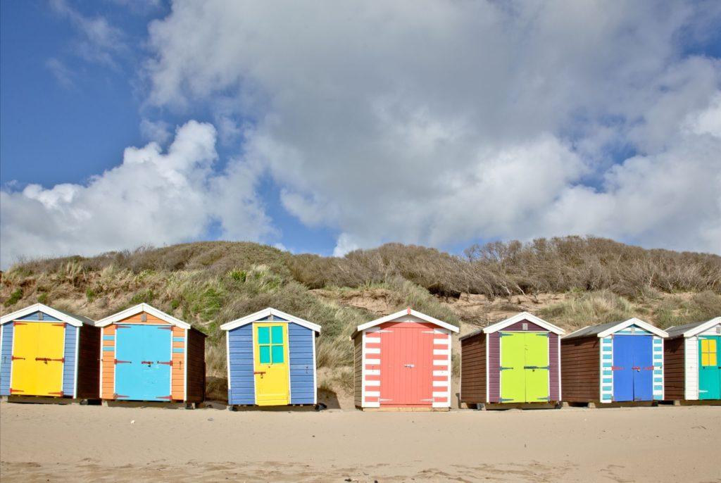 Gorgeous Beaches near Great Field Lodges