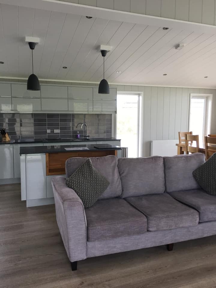 Wellington 3 Lodge Kitchen