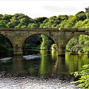Beautiful Country Durham North of England