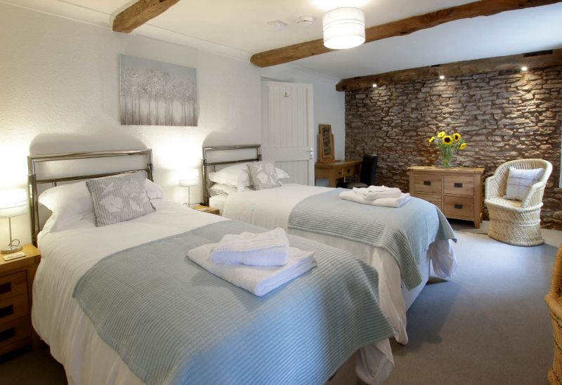 Calming and Characterful Bedroom