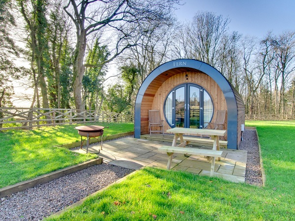 Swarland Old Hall Lodges and Pods