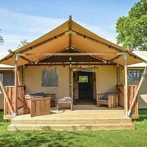 Florence Springs Safari Tent