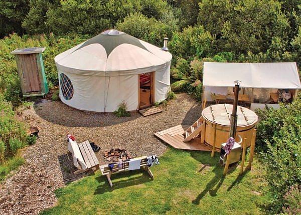 Florence Springs Yurt