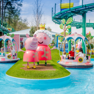 Amazing Peppa Pig World at Paultons Park