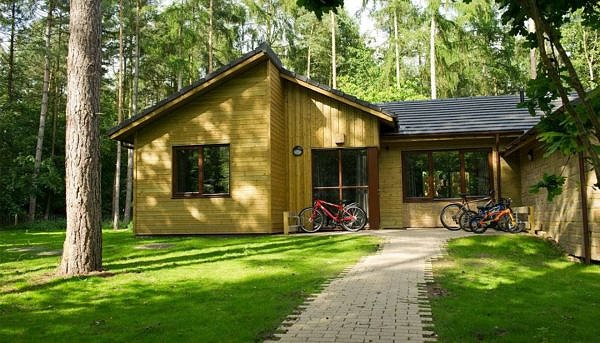 Center Parcs Longleat Forest Lodge