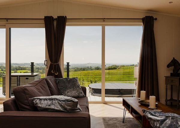 Midsomer Lodge room with a beautiful view
