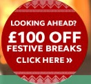 lodge holiday offers 100 pounds off
