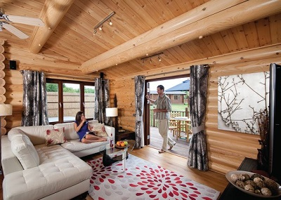 Lodges with Hot Tubs for New Year's Eve  Celebrate New Year