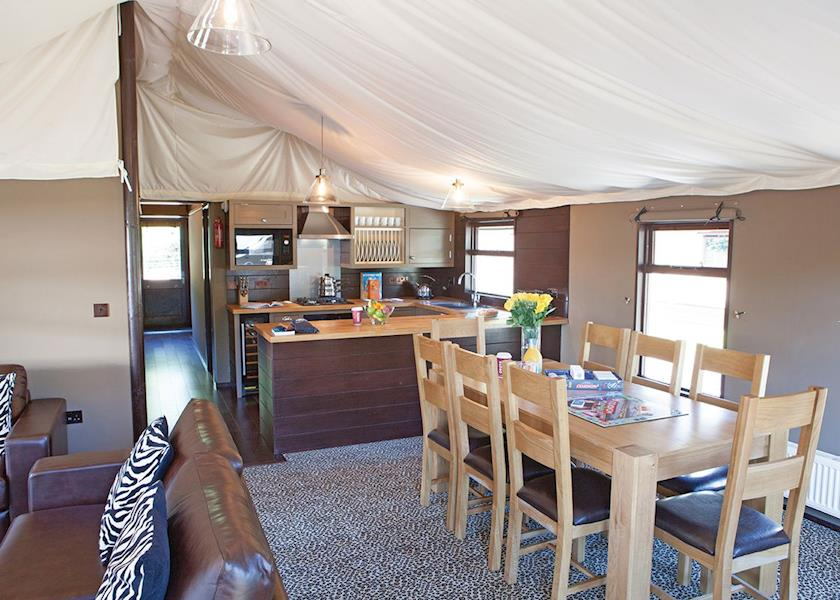 waterside safari tent exclusive